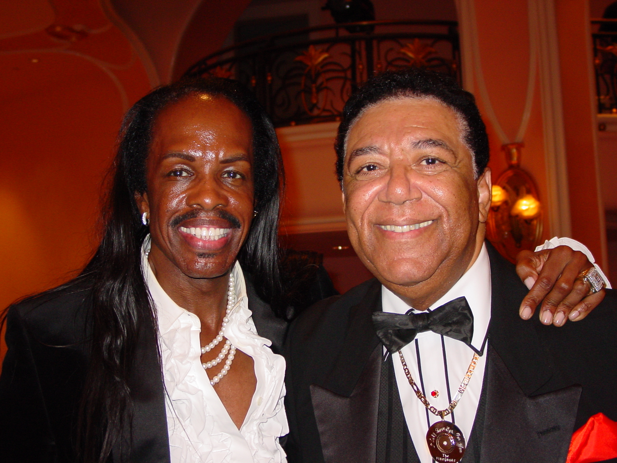Verdine White of Earth, Wind & Fire