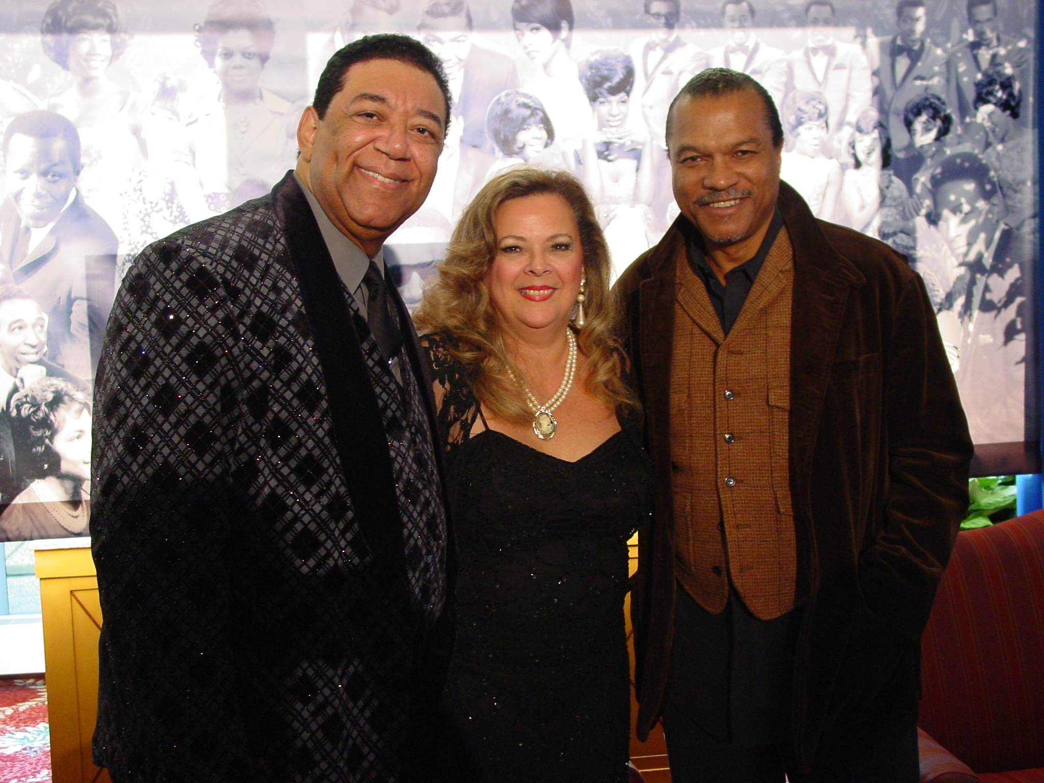 Terry, Theresa, Actor Billy D. Williams